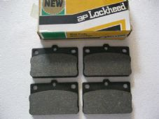 TOYOTA COROLLA(71-79)PLYMOUTH CHAMP,ARROW(76-83) NEW BRAKE PADS -LP0073,MDB1063